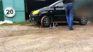 видео Способы завести автомобиль при