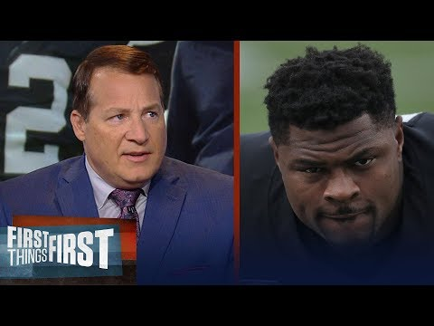 Eric Mangini: Gruden - Mack situation has been 'mismanaged' by both sides | NFL | FIRST THINGS FIRST