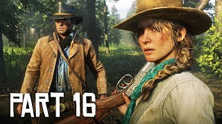 Red Dead Redemption 2 Gameplay Walkthrough, Part 16!! (RDR 2 PS4 Gameplay)