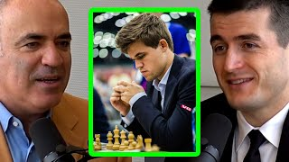 Garry Kasparov: Magnus Carlsen is a Lethal Combination of Fischer and Karpov | AI Podcast Clips