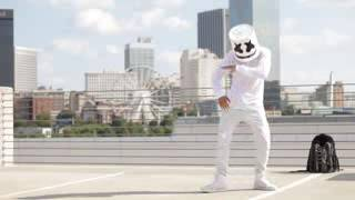 connectYoutube - Marshmallow Dance -Alone
