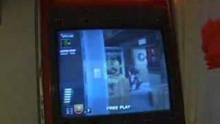Confidential Mission: Mission 1 Gameplay Video Sega Naomi