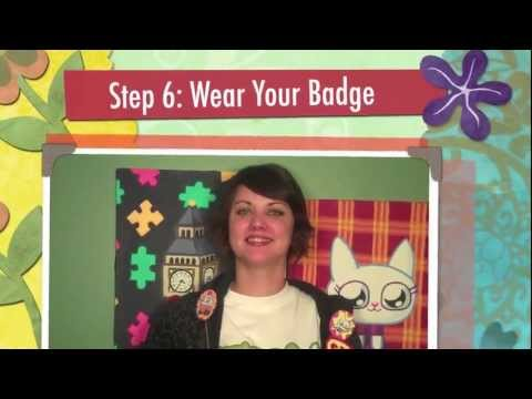 Moshi Monsters - Make Your Own Moshi Monsters Badges - Free Online Virtual Pet