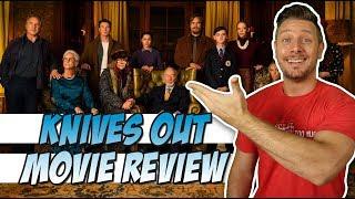 Knives Out - Movie Review (Fantastic Fest 2019)