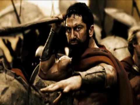 Рамштайн и триста спартанцев