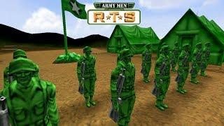 MAINAN PLASTIK BISA BERGERAK? - Army Men RTS