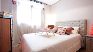 Decorar dormitorio cálido y moderno - Decogarden