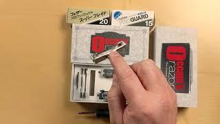 occams razor handling and shaving tips