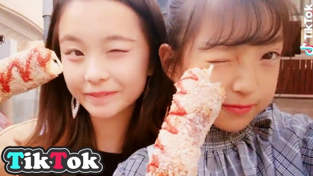 【tiktok】みなみちゃんのかわいい最新ティックトック集 Part4【桜ちゃんコラボ】 #1