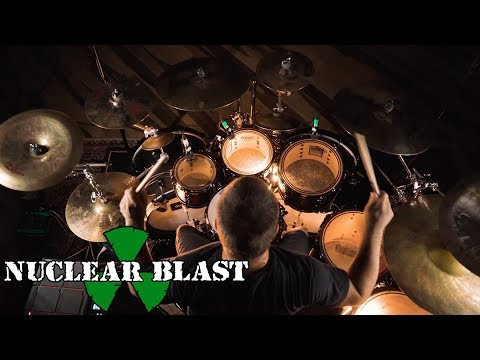 DESPISED ICON - Unbreakable (OFFICIAL DRUM PLAYTHROUGH)