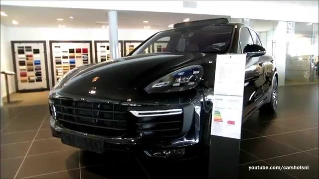 2015 porsche cayenne turbo cayenne s interior exterior and specifications youtube