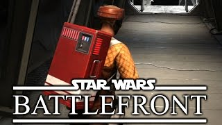 Cargo Capture - Star Wars Battlefront Gameplay