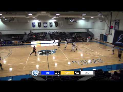 Eastern Wyoming College vs. Lamar Community College (Men's Basketball)