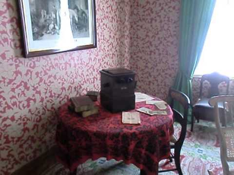 Tour Of The Abraham Lincoln Home In Springfield - Part 1