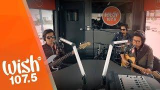 """Orange and Lemons performs """"Hanggang Kailan"""" LIVE on Wish 107.5 Bus"""