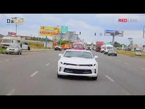 Chevrolet Camaro 2.0 6 gen. 2016 ПЕРВАЯ В УКРАИНЕ