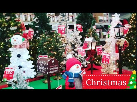 walmart shop with me new christmas decor 2018 - Walmart Com Christmas Decorations