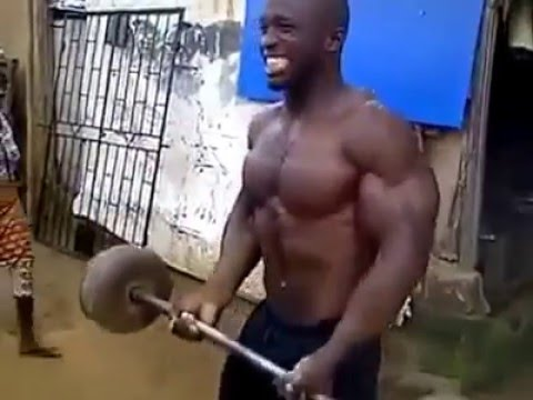 NO EXCUSES   Gym's in africa