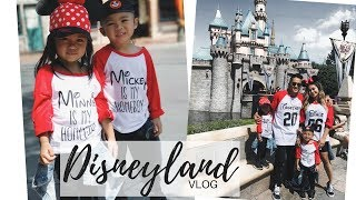 VISITED THE HOMIES ⎮A DAY AT DISNEYLAND VLOG⎮ BALLAN IN STYLE