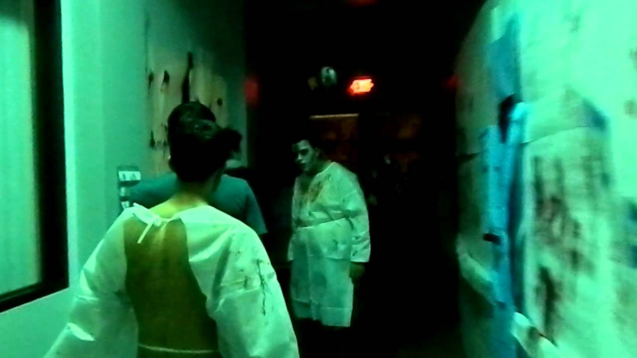 Haunted House WalkThrough YouTube