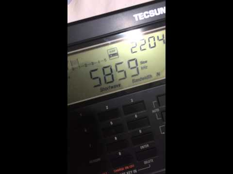 HLL Seoul Meteorological Radio