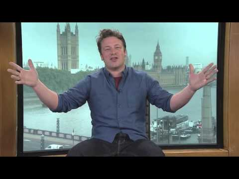 The Food Revolution Special Session with Jamie Oliver - The One Young World Summit 2013