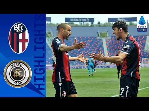 Bologna Spezia Goals And Highlights