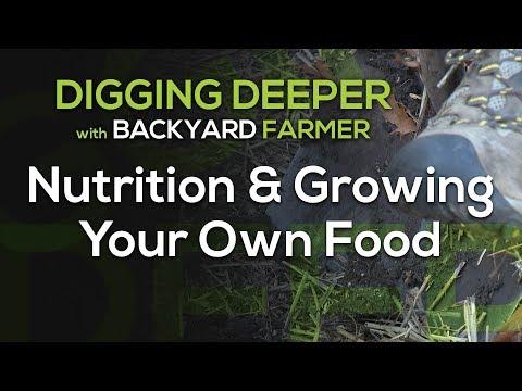 Digging Deeper With Backyard Farmer Growing Your Food