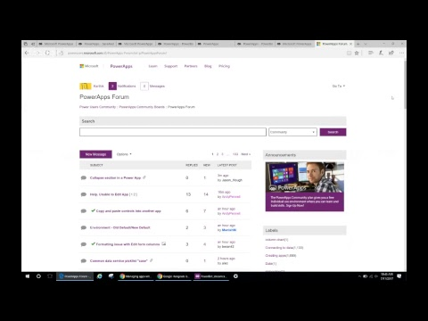 Application LIfecycle with the new Save and publish options in PowerApps by KarthikBharathy
