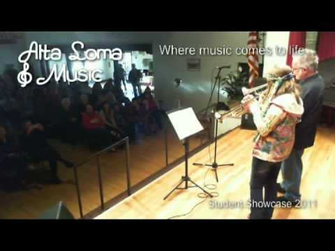 Music Lessons Rancho Cucamonga CA - Alta Loma Music Trumpet Lessons
