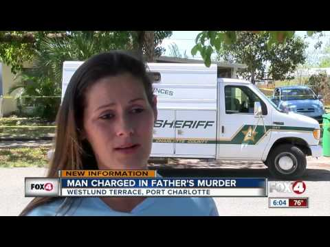 Port Charlotte man charged with killing his dad