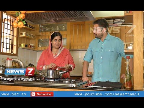 Sutralam Suvaikalam - Appam Mutton Paya from Vallam 2/3 | Kerala Special Recipes | News7 Tamil