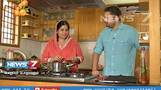Appam Mutton Paya from Vallam 2/3 | Kerala Special Recipes | Sutralam Suvaikalam | News7 Tamil