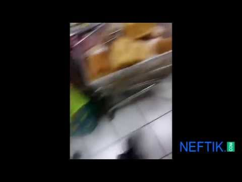 В магазине «Аксарлак» хлеб лежит без упаковки