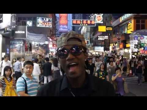 Uzi Niger Delta a.k.a King Of The West - Long Time (Hong Kong)