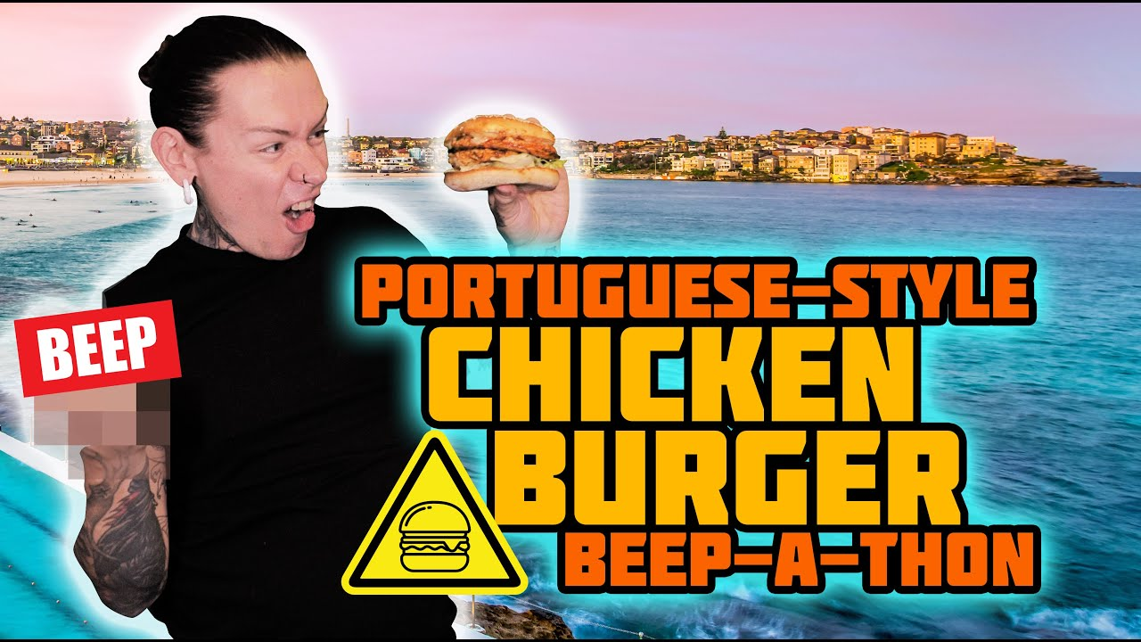 Download Portuguese Style Chicken Burger Beep-a-thon
