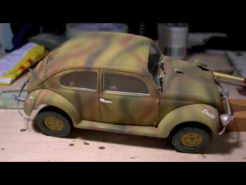 volkswagen k fer beetle 1 35 1939 wwii wehrmacht youtube. Black Bedroom Furniture Sets. Home Design Ideas