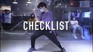 MAX - Checklist (feat. Chromeo) | HuaiEn Choreography