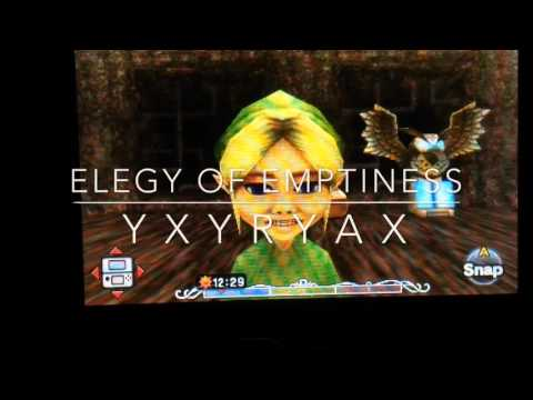 Legend Of Zelda Majoras Mask  All Ocarina Songs