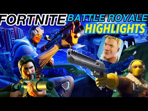 FORTNITE BATTLE ROYALE HIGHLIGHTS!!!!(March-May)