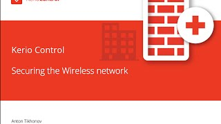 Kerio Control Guest Network and RADIUS Support
