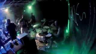 Cripple Bastards - PROSPETTIVE LIMITATE - Live Calenzano Ottobre 2014