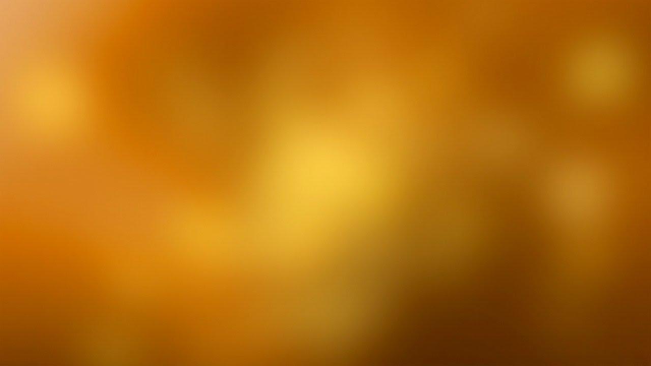 Soft Orange Video Background Loop for Presentations