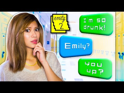 EXTREME GIRL TROUBLES AHHH!! - Emily Is Away Too (Chapter 3)