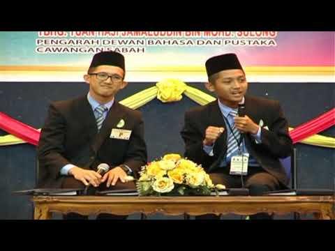 Johan Pertandingan Forum Remaja Peringkat Negeri Sabah 2014 (SMK A TUN DATU MUSTAPHA)