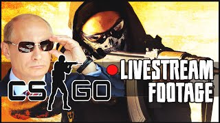 Counter Strike: Global Offensive - Livestream Footage