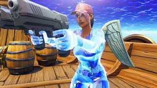 i got the Diamond skin in fortnite... 💎