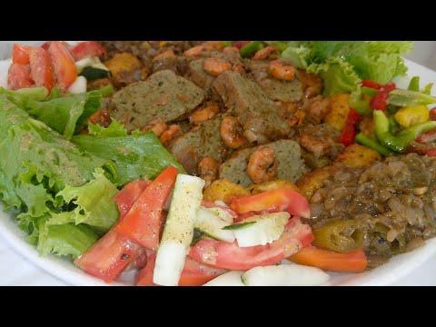 farcie-de-poisson-sauce-oignons-et-crevettes