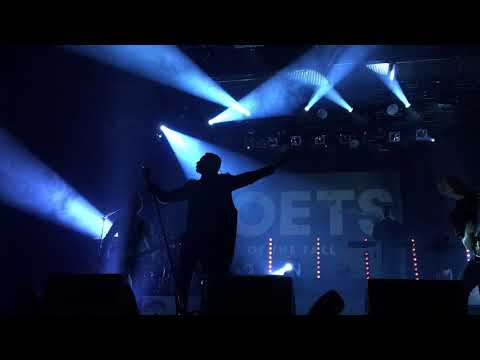 Poets of the Fall, Shadow Play Intro, Dreaming Wide Awake at Savoy 2017