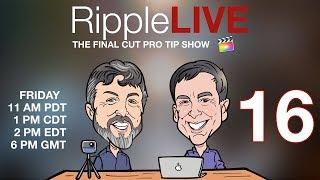 RippleLIVE Episode 16